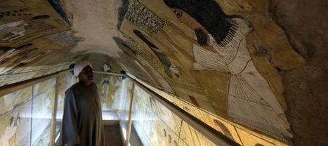 Archéologie : tombe, momie, trésors engloutis... une année riche en découvertes | L'actu culturelle | Scoop.it