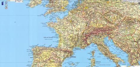 Cartes de France (IGN, photos IGN, Michelin, Cassini, État-Major) | L'écho d'antan | Scoop.it