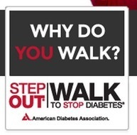 Step Out: Walk to Stop Diabetes: American Diabetes Association : Step Out: Cincinnati, OH | Diabetes in the News | Scoop.it