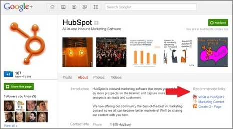 How to Optimize Your Google+ Business Page / #Free #Ebook  /  Hubpost Blog | Be Social On Media For Best Marketing ! | Scoop.it