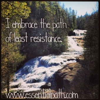 Path of Least Resistance | A Heart Centered Life | Scoop.it