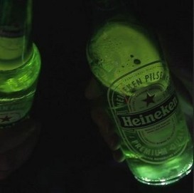 Heineken strives to 'Ignite' innovation with first ever interactive beer bottle | Funky packaging design | Scoop.it