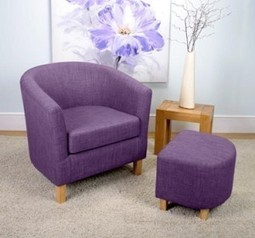 Decorating with Colour: Grey and Purple | Home & Garden | Scoop.it