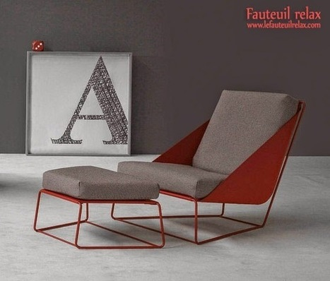 Fauteuil relax Alfie |Fauteuil relax | fauteuil relax | Scoop.it
