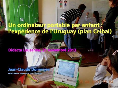Un ordinateur par enfant: OLPC en Uruguay   Uso seguro de la red   Scoop.it
