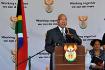 Police service must respect rights: Zuma - South Africa.info | South Africa Top News Genocide,Crime,Rape and Other Warnings | Scoop.it
