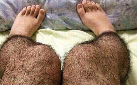 Anti-pervert hairy stockings are the latest trend in China | Interesting Facts | Scoop.it
