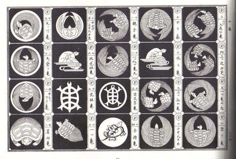 Japanese crest motifs | Year 4 Maths: Japanese Motifs | Scoop.it