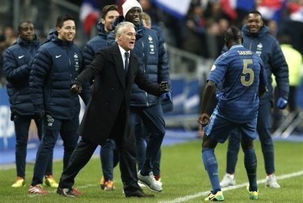 10 Uncapped Players France Boss Didier Deschamps Must Consider for the ... - Bleacher Report | France World Cup Squad Preview | Scoop.it