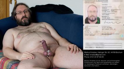 Gerne nackt — derdickebaer: submissive exhibitionist markus... | bear | Scoop.it