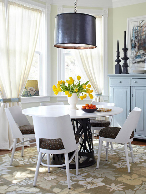 decorology: Perfect little dining rooms | Designing Interiors | Scoop.it
