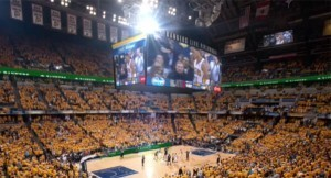 NBA Arena Tech Series: Bankers Life Fieldhouse | Sports Facility Management.4078346 | Scoop.it