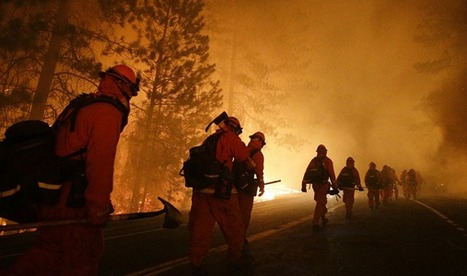 How Big Data is helping snuff out California's Wildfire Epidemic | Technology in Business Today | Scoop.it