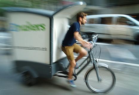 Emprende pedaleando | Movimiento urbano | Scoop.it