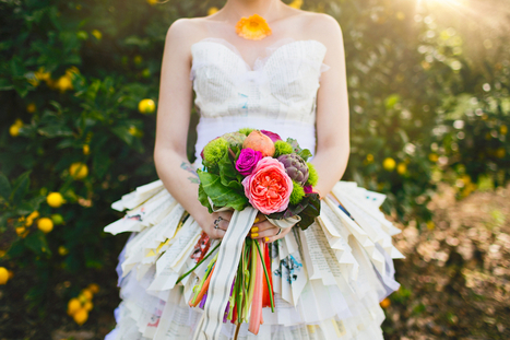 Happily Ever After: A Style Shoot | Eco-Beautiful Weddings – The E ... | Green Weddings | Scoop.it