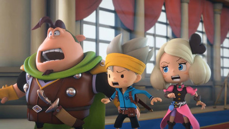 The Snack World preview video dubbed in English - Gematsu | English Language Games | Scoop.it