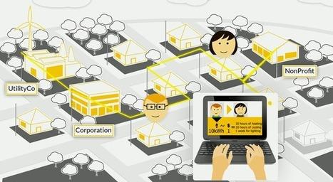Partilhar eletricidade com quem precisa – Gridmates   Eco   Scoop.it
