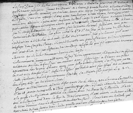 écartelé | LA MISE A MORT DANS L'ANCIEN REGIME, UNE JUSTICE SPECTACLE | Scoop.it
