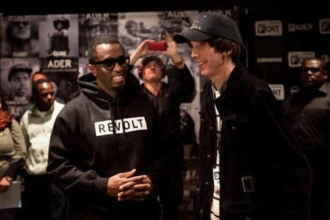 Sean 'Diddy' Combs, Deerhunter Fan, Introduces/Interviews Band at Fader Fort ... - Billboard | Revolt TV - The future of music entertainment. | Scoop.it