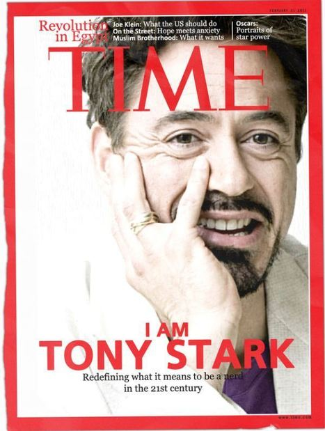 Real-Life Magazines Portrayed As If the Avengers Were Real | All Geeks | Scoop.it