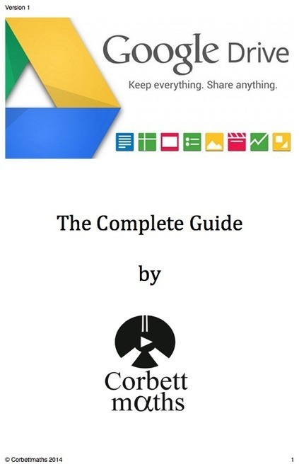 The Complete Guide to Google Drive | Using Google Drive in the classroom | Scoop.it