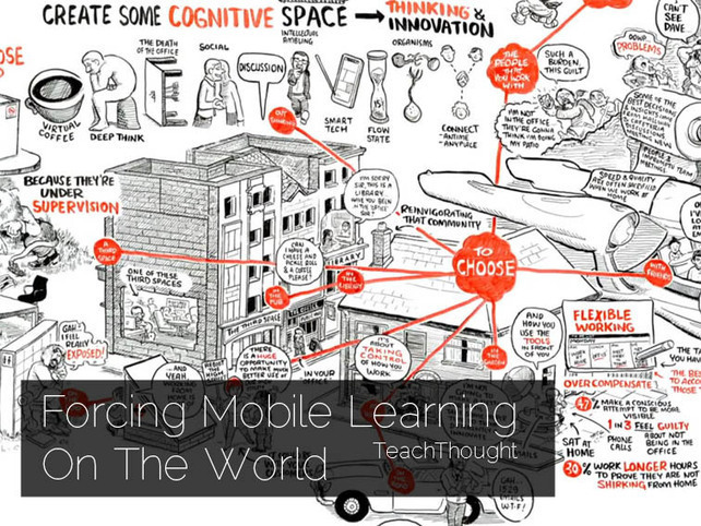 Forcing Mobile Learning On The World