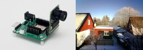 Truly Versatile ESP8266 WiFi Webcam Platform | Arduino, Netduino, Rasperry Pi! | Scoop.it