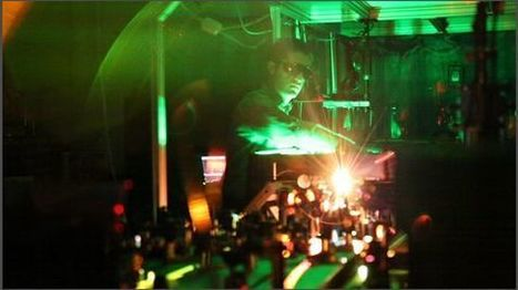 Physicists reach lowest temperature ever recorded in solids using laser cooling | Amazing Science | Scoop.it