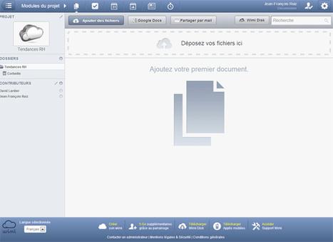 WIMI = Dropbox + Basecamp + Doodle + Agenda | Web 2.0 & 3.0 | Scoop.it