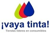 La franquicia Vaya Tinta da un cambio a su imagen - 100franquicias.com (Comunicado de prensa) | Franquicia Marketing Digital | Scoop.it