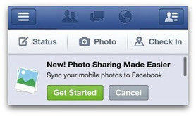 Facebook Photo Sync: Nine things you should know | Libertés Numériques | Scoop.it