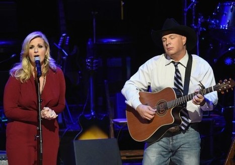 Garth Brooks and Trisha Yearwood Honor Prince With 'Purple Rain' Singalong | Country Music Today | Scoop.it