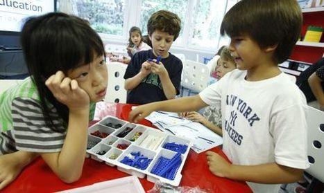Lego entra en el currículo | LEGO SERIOUS PLAY & tuXc Coaching | Scoop.it