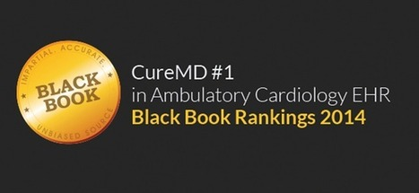 22,000+ EHR users vote CureMD as the best in Cardiology EHR | Health care role | Scoop.it
