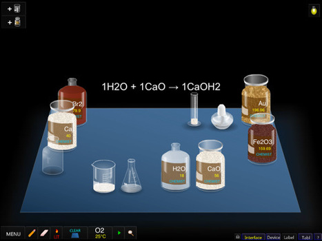 Chemist for iPad | Keep learning | Scoop.it