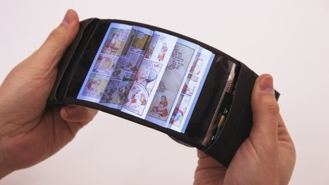 The smart phone that wants you to bend it | Future Trends and Advances In Education and Technology | Scoop.it