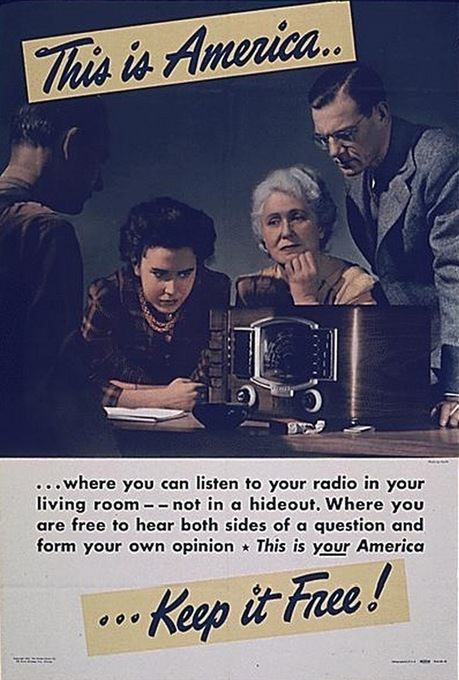 The Golden Age of Radio in the US · DPLA Omeka | American Culture | Scoop.it