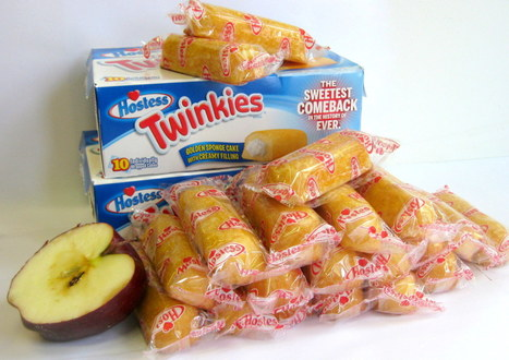 Junk Food Subsidies Since 1995 Could Buy Nearly 52 Billion Twinkies | Food | Scoop.it