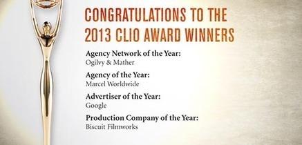 Clio Awards 2013   Art for art's sake...   Scoop.it