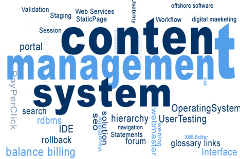 Why content management system is so popular? | webapptech | Scoop.it