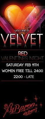 "VELVET Vol. X ""RED"" Valentine's Nite with MOET Rosé & 'Motivation' | Facebook | Deutsch-Japanische Freundeskreis | Scoop.it"