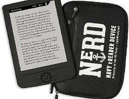 U.S. Navy Launches NeRD, a Security Enhanced E-Reader   Noticias y comentarios de actualidad sobre el libro electrónico. Documenta 48   Scoop.it