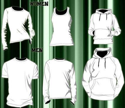 Camisetas y buzos en vector | FERNANDOTELA | Scoop.it