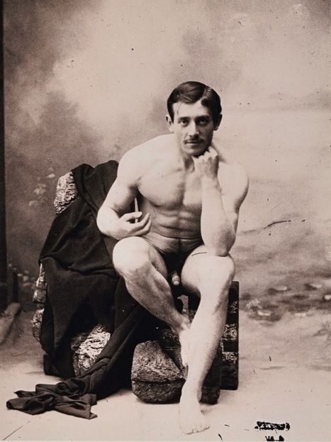historical nude male pictures