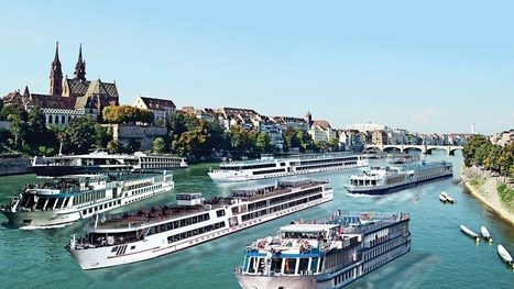 Bursting at the banks: River cruise expansion continues - Travel Weekly | Explore River Cruises | Scoop.it