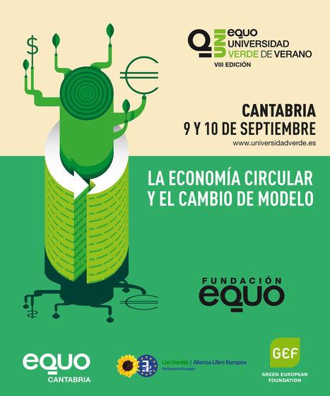 Nuestra compañera Sara Martínez elegida miembro de la Comisión Ejecutiva Federal de EQUO – EQUO Jaén | militancia ecologica | Scoop.it