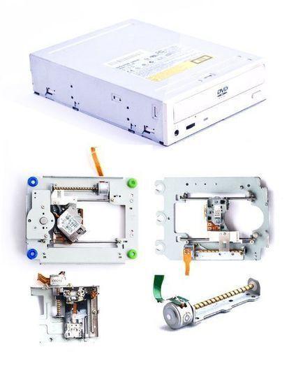DIY : Construire une mini imprimante 3D pour moins de 50€ grâce à vos déchets électroniques   Les outils d'HG Sempai   Scoop.it