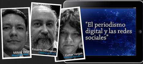 El periodismo digital y las redes sociales en el Perú - Lamula.pe | Periodismohipertextual | Scoop.it