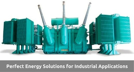 Why energy efficient transformers are cost effective for industries? | Industrial Transformer | Scoop.it