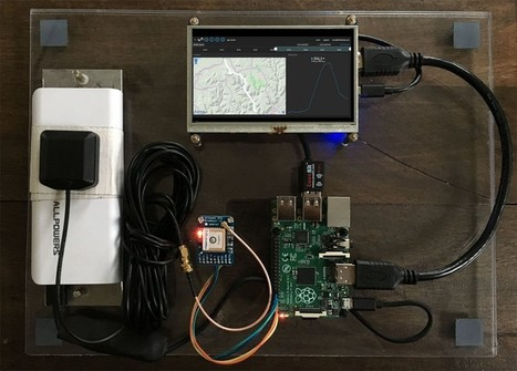 NEW! Raspberry Pi GPS Tracker | Initial State | Raspberry Pi | Scoop.it